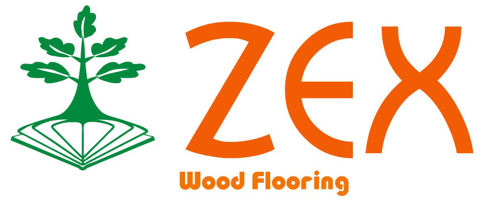 ZEX wood flooring logo